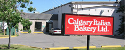 Bakery supplying Calgary and Western Canada
